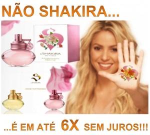 Shakira 6x