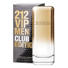 Carolina Herrera 212 Vip Club Masculino EDT 100ml - Edição Limitada