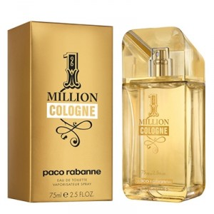 Paco Rabanne 1 Million Cologne EDT Masculino 75ml