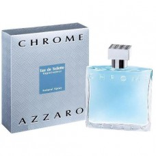 Azzaro Chrome EDT Masculino 100ml