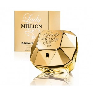 Paco Rabanne Lady Million EDP Feminino 80ml