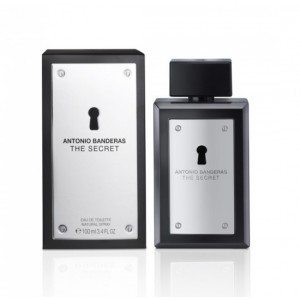 Antonio Banderas The Secret EDT Masculino 100ml
